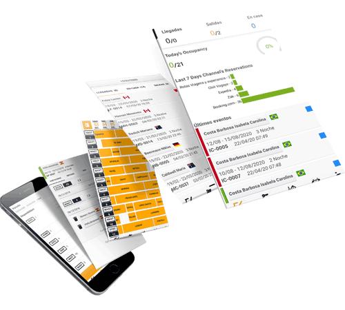 app movil para hoteles